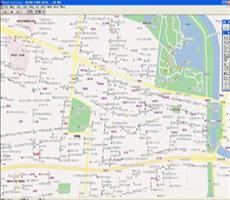 全国各省市电子地图矢量数据