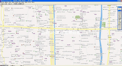 杭州市电子地图矢量数据